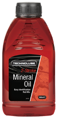 2-Stroke Oil available in 500ml, 1 Litre & 5 Litre
